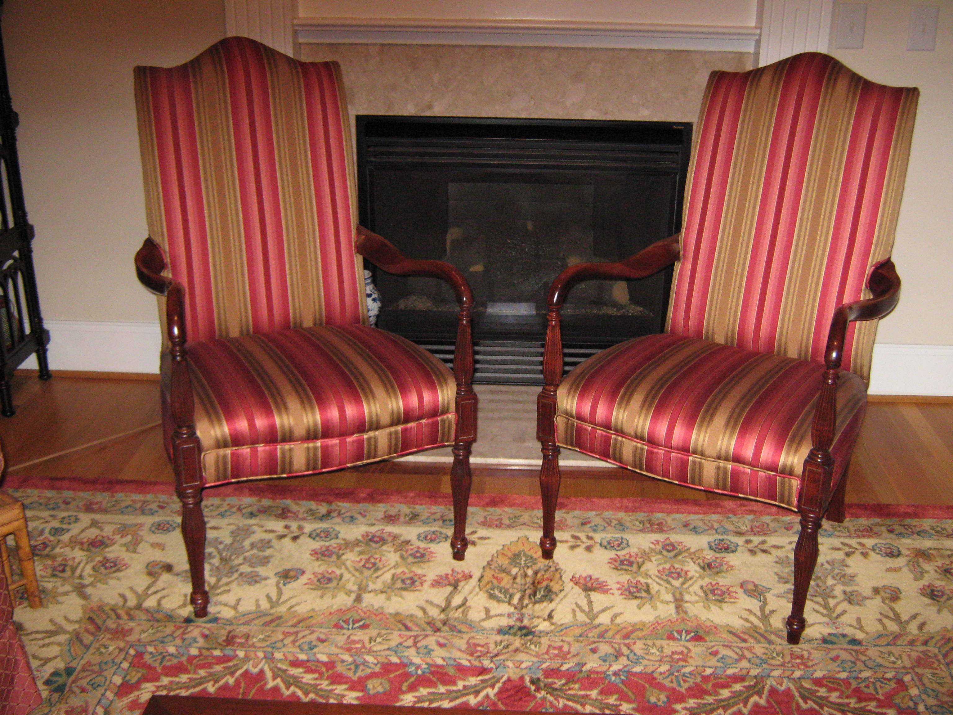 Jimmy Cooper Upholstery Home